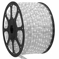Дюралайт светодиодный Холодно белый 36л/Метр, 2 Жилный 100 метр ZFD