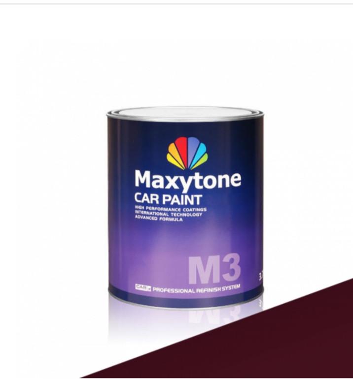 Акриловая краска Maxytone Lada 180 гранат (цвет гранатовый)