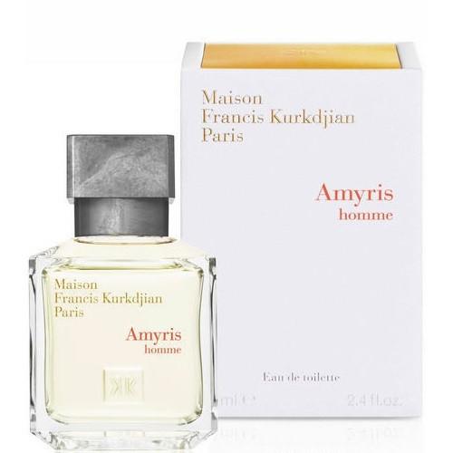 Мужской парфюм Maison Francis Kurkdjian Amyris Homme (Мейсон Френсис Куркджан Амирис Хом) 70 мл