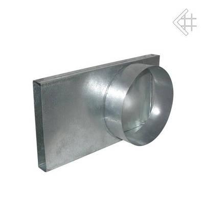 Переходник для подачи воздуха в топку Ø150, фото 2