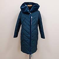 Женская,стёганная,зимняя куртка по цене от производителя.