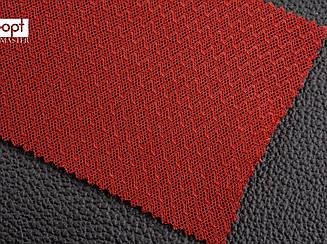 Ткань сетка арт. 1119 тёмно-красный для обуви, рюкзаков, сумок, одежды