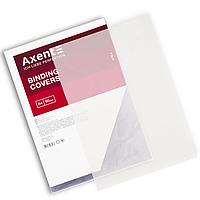 Обложка пластиковая прозрачная А4 50 шт 2710-A Axent