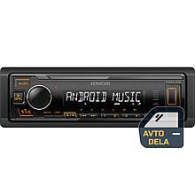 Автомагнитола USB Kenwood KMM-105AY