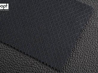 Ткань сетка арт. 1119 чёрный для обуви, рюкзаков, сумок, одежды