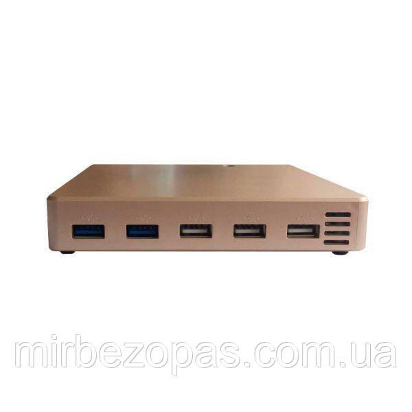 SIP-коммутатор PBX-100 для IP-домофонов