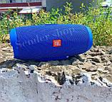 Колонка JBL charge 3 камуфляж черный красный синий, фото 4