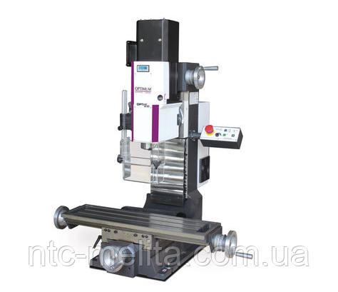 Настольный фрезерный станок по металлу OPTImill MH 25V