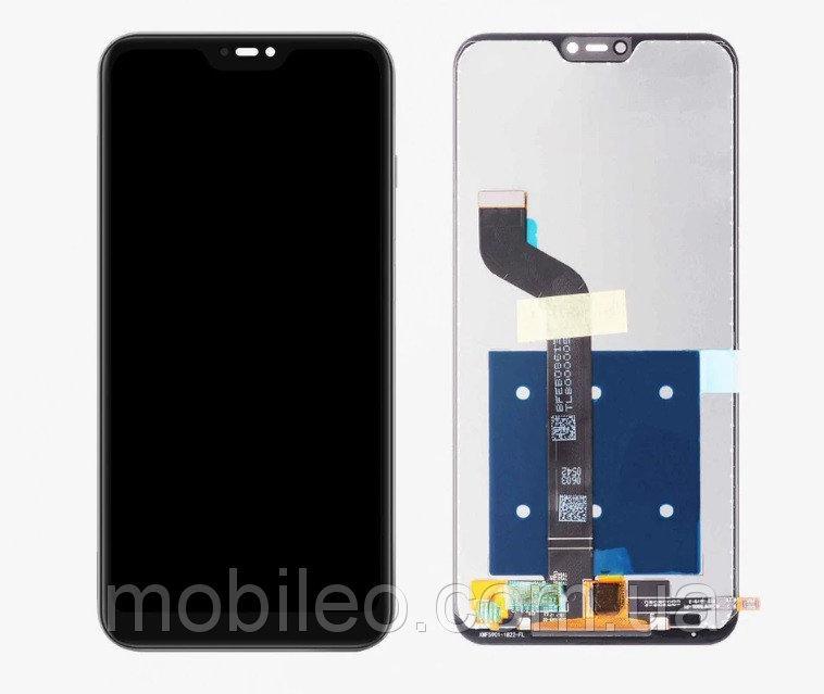 Дисплей (LCD) Xiaomi Mi A2 Lite | MiA2 Lite | Redmi 6 Pro с тачскрином, черный
