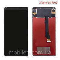 Дисплей (LCD) Xiaomi Mi Mix 2 | Mi Mix Evo с тачскрином, чёрный, фото 1