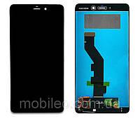 Дисплей (LCD) Xiaomi Mi Note Pro с тачскрином чёрный