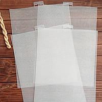 Пластиковая канва 14 полупрозрачная