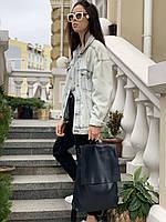 Рюкзак KL1x14 синій глянцевий