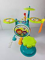 Детская барабанная установка Hola 3130