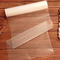Водорастворимая канва 14 для вышивки 22*10 см