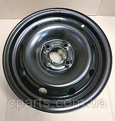 """Диск колісний сталевий 14"""" Dacia Solenza (Asam 30635)(середня якість)"""