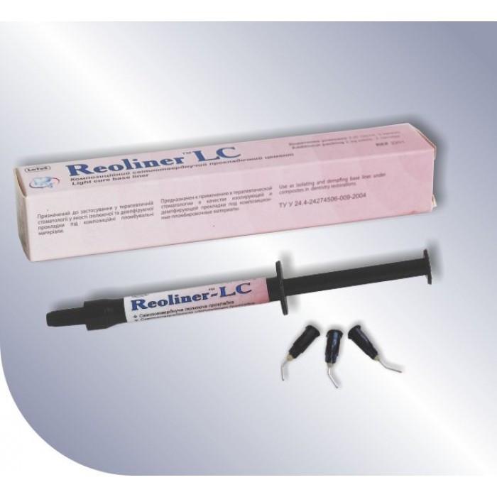 Reoliner-LC (Реолайнер-ЛЦ), підкладковий матеріал