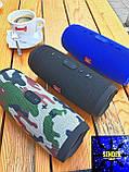Колонка JBL charge 3 + синій чорний хакі червоний, фото 6