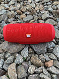 Колонка JBL charge 3 + синій чорний хакі червоний, фото 4