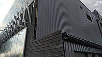 Изготовление и монтаж навесного вентилируемого фасада из камня Scanroc HostRock мармарок