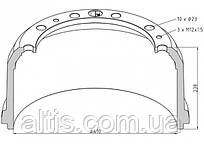 3014230101 / Гальмівний барабан 410x160 MERCEDES-BENZ 1215 C, 1315 C, Atego, ATRON, Axor, L-Serie / Gen. 3, L-Serie / Gen. 3/4, L-Serie / Gen. 4, L