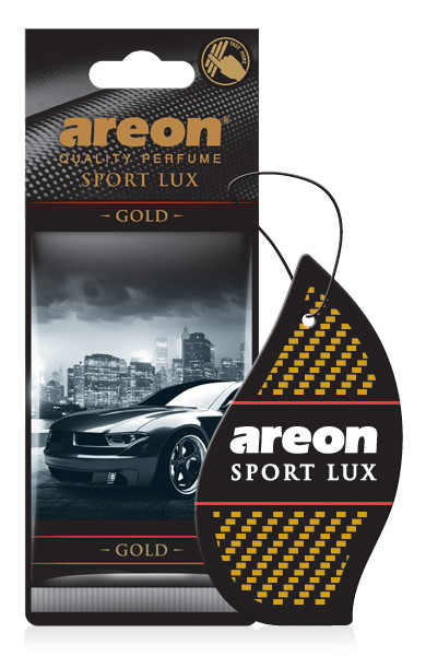 Areon Sport LUX Gold (Золото) SL01
