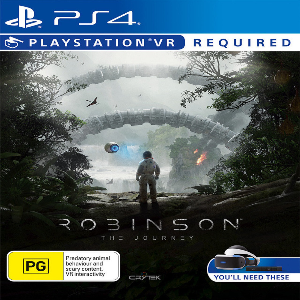 Robinson: The Journey VR ENG PS4 (NEW)