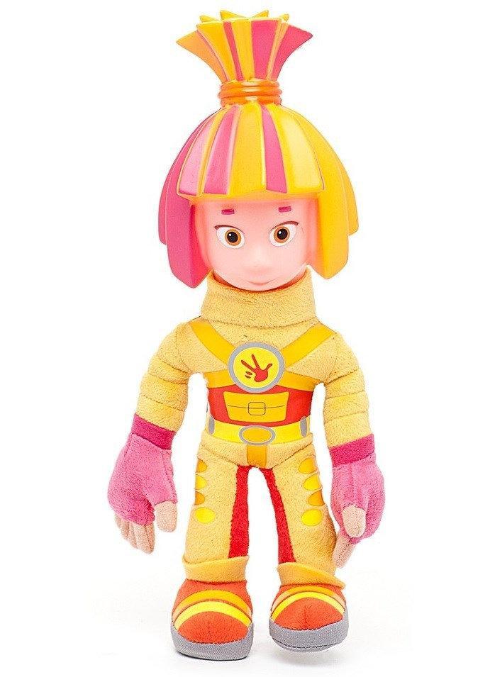 Мягкая игрушка Симка или  Нолик фиксики (звук, свет)Отличное качество