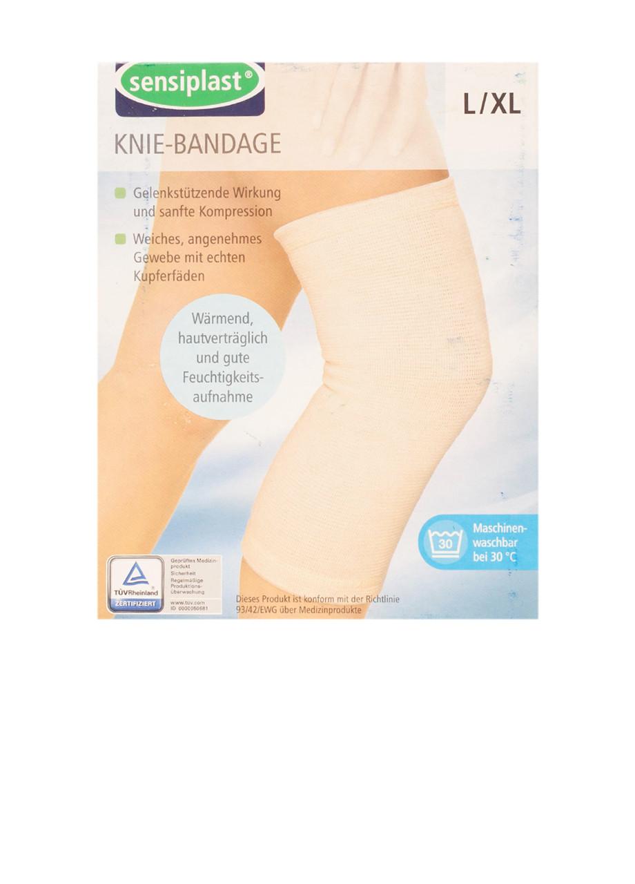 Бандаж на колено L/XL Sensiplast
