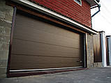 Гаражные ворота ALUTECH Trend 40, 4750x2250, фото 2
