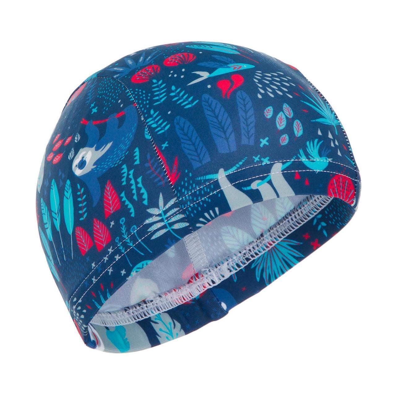 Шапочка для плавания текстильная для малышей Nabaiji