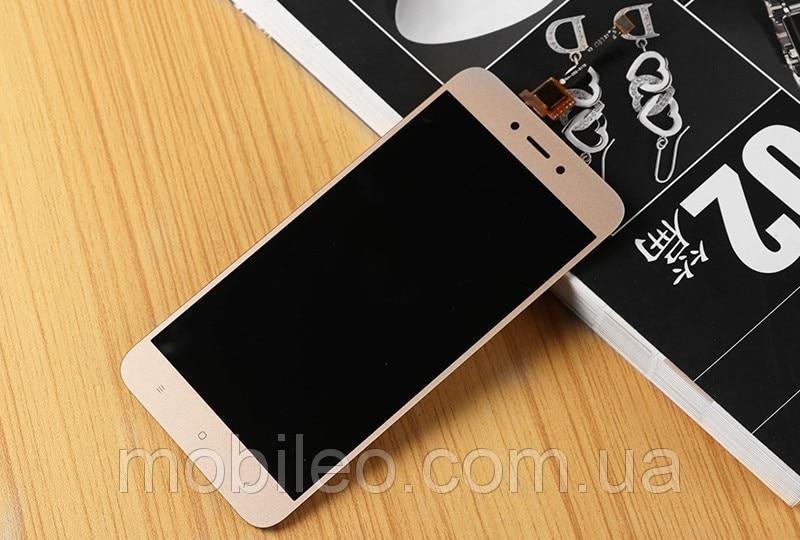 Дисплей (LCD) Xiaomi Redmi 5A с тачскрином, золотой