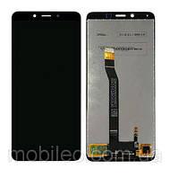 Дисплей (LCD) Xiaomi Redmi 6 | 6A с тачскрином чёрный