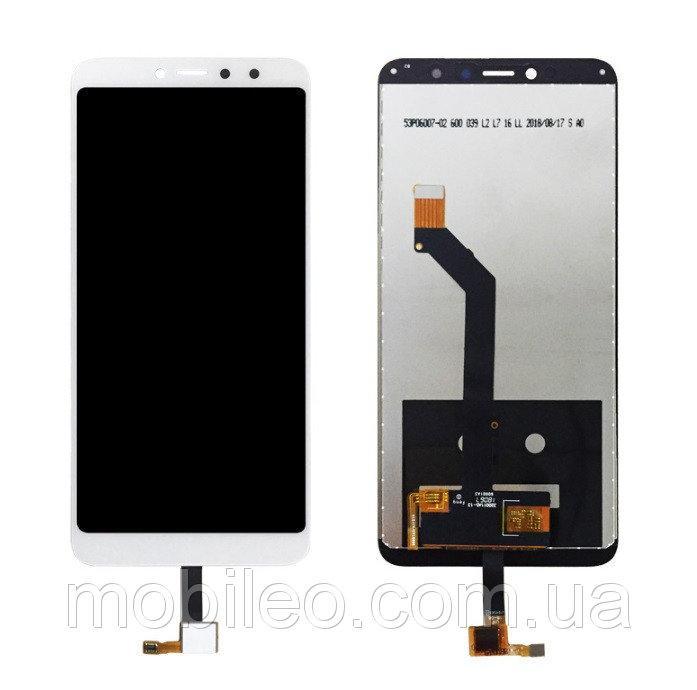 Дисплей (LCD) Xiaomi Redmi S2 | Redmi Y2 с тачскрином, белый