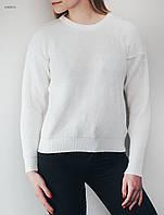 Весенний свитер Staff white