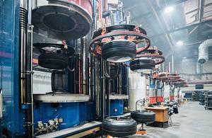 Компания «Росава» - украинский производитель шин №1 дала положительный старт в 2018 году