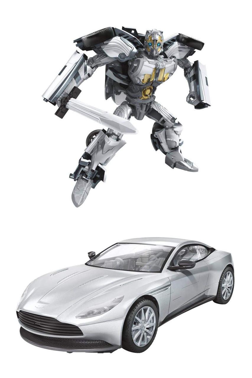 Трансформер Когмен, Transformers: The Last Knight - Delux Class Cogman Action Figure. Hasbro. Оригинал из США