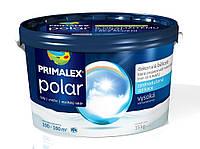 Краска интерьерная Primalex Polar BILY Экстра белая PROJECT Цена 1 кв. м.