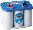 Гелевый акумулятор Оптима 66 Ач 845 А синий