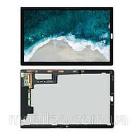 Дисплей (LCD) планшет Huawei MediaPad M5 Pro 10.8 CMR-AL19 CMR-W19 с тачскрином, чёрный, фото 1