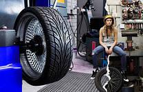 Балансировка колеса: как выбрать станок для шиномонтажной мастерской