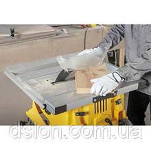 Пила настольная STANLEY SST1800, 1800Вт, 254мм, 4800об/мин,рез под углом 0-45 градусов,35 кг