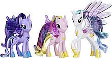 Набор My Little Pony Фестиваль дружбы Парад принцесс Селестия, Луна и Каденс Оригинал из США