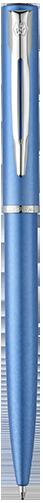 Ручка шариковая Waterman Allure Blue Ct Bp, синяя