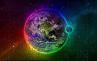 Пазл - Магия планет 180х130 мм