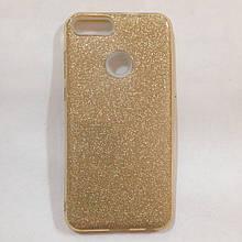 Чехол для Huawei P Smart Dream Gold