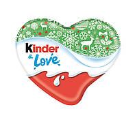 Kinder Love Merry Christmas 37 g, фото 1