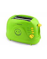 Тостер Esperanza EKT003 Smiley green