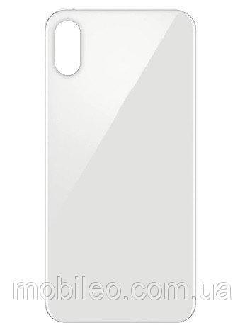Задняя крышка Apple iPhone XS Max белая оригинал