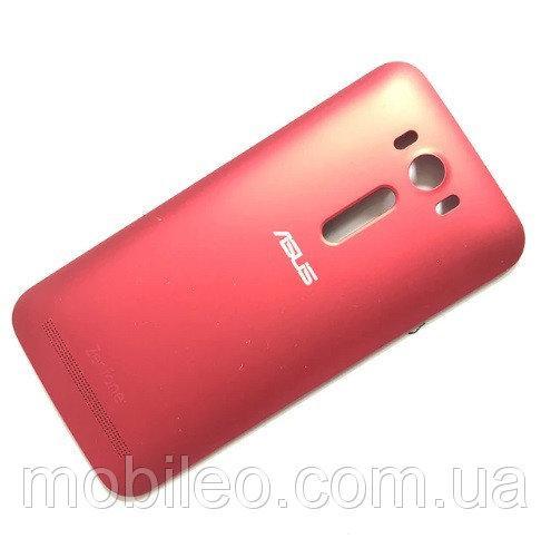 Задняя крышка Asus ZenFone 2 Laser (5.0) ZE500KL ZE500KG ZE500ML, красная
